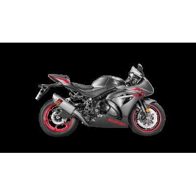 AKRAPOVIC FULL RACING GSX-R1000 2018\2019