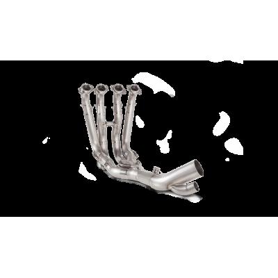 AKRAPOVIC S1000RR 2018\2019 COLETOR EVOLUTION (TITANIUM)