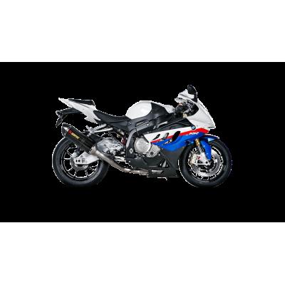 AKRAPOVIC BMW S1000 RR 2010 A 2015 ESCAPAMENTO FULL RACING LINE COMPLETO