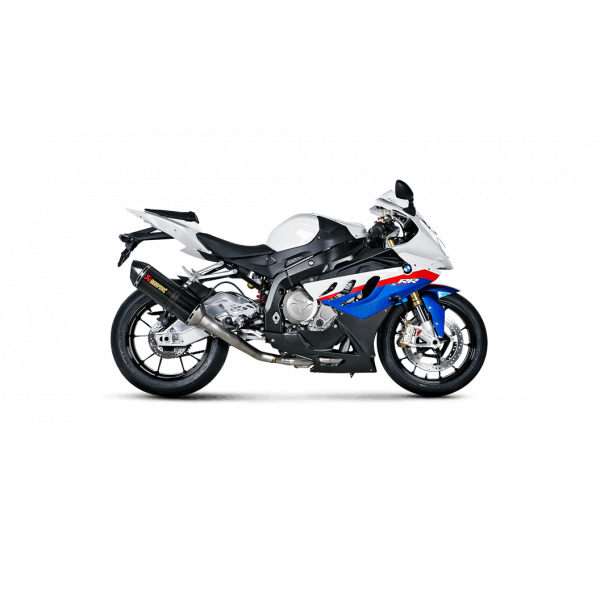 AKRAPOVIC BMW S1000 RR 2010 A 2015 ESCAPAMENTO FULL RACING LINE COMPLETO