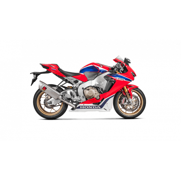 AKRAPOVIC FULL RACING CBR1000RR 2018\2019