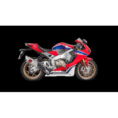 AKRAPOVIC PONTEIRA HONDA CBR1000 RR 2018\2020