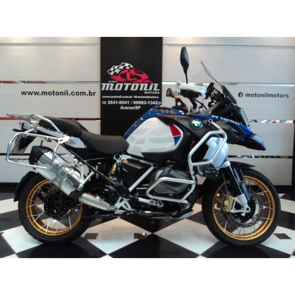 BMW R 1250 GS HP ADVENTURE AZUL  2020