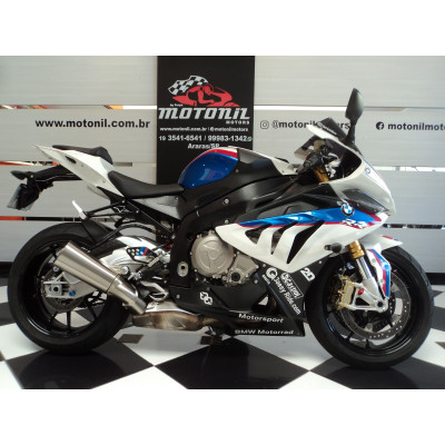BMW S 1000 RR FULL TRICOLOR 2014