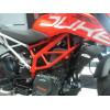 KTM Duke 390 2019 Laranja