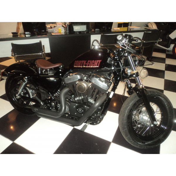 HARLEY-DAVIDSON SPORTSTER XL 1200 X FORTY EIGHT 2014