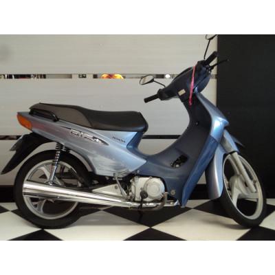 HONDA C100 BIZ + PRATA 2003