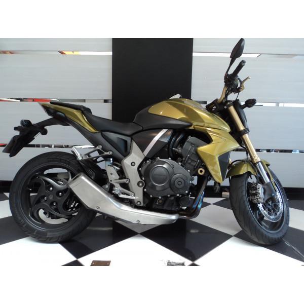 HONDA CB1000 R VERDE 2012