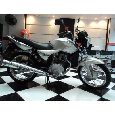 HONDA C150 TITAN KS PRATA 2007