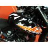 KTM DUKE 200 2019 PRETA