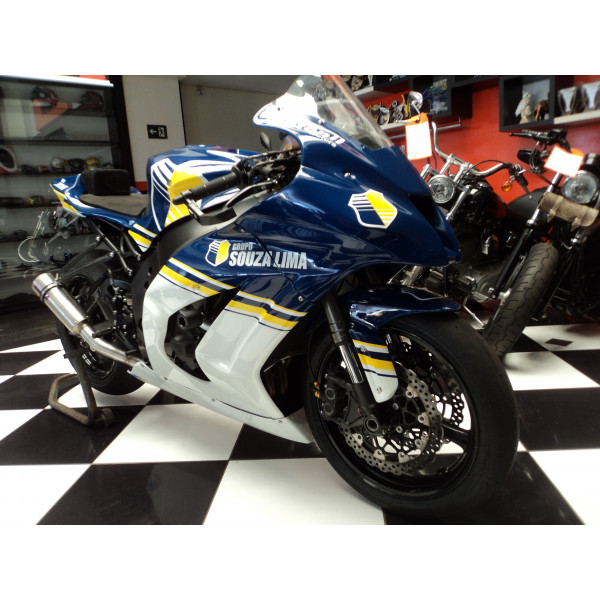 Kawasaki ZX10 R 2012 Pista