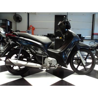 Honda Biz 125 EX 2012 Cinza