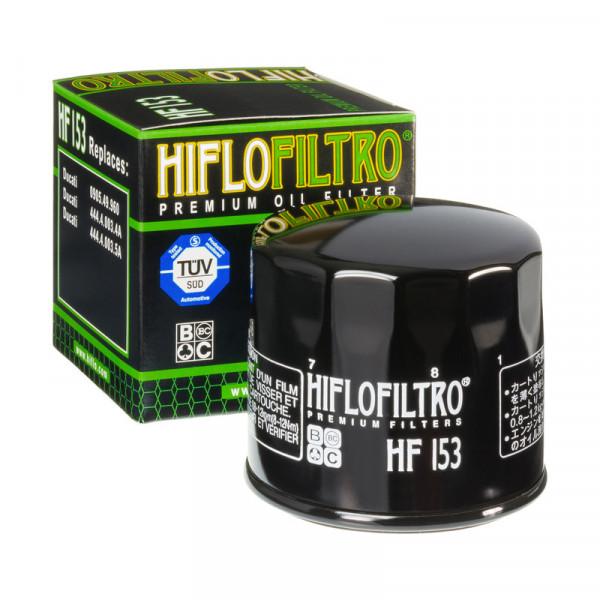 FILTRO DE ÓLEO HIFLO HF153 BIMOTA / CAGIVA / DUCATI