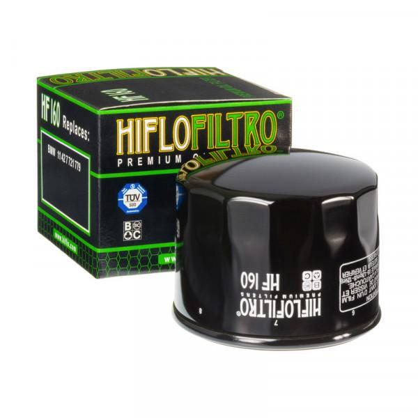 FILTRO DE ÓLEO HIFLO HF160 BMW F650-700-800 / S1000R-RR-XR / K1200 -1300 / R1300