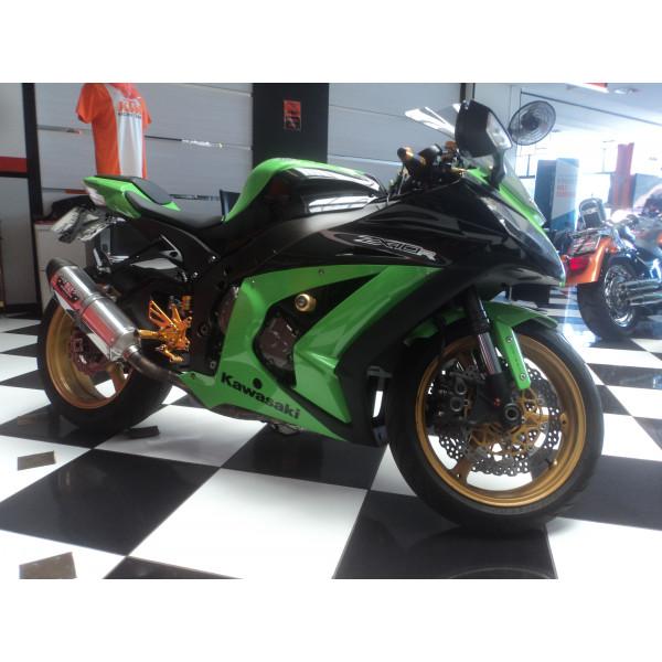 Kawasaki ZX10 R ABS Verde 2012