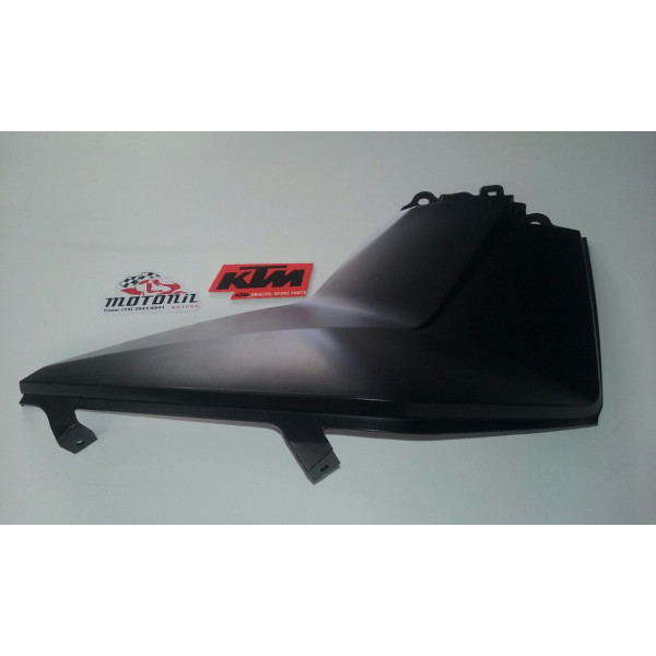 CARENAGEM LATERAL DO TANQUE LD KTM DUKE 200 E 390 ORIGINAL 9010805100047