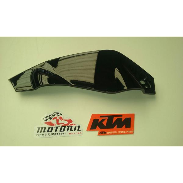 CARENAGEM DO FAROL LE PRETA KTM DUKE 200 E 390 ORIGINAL 9010800200030