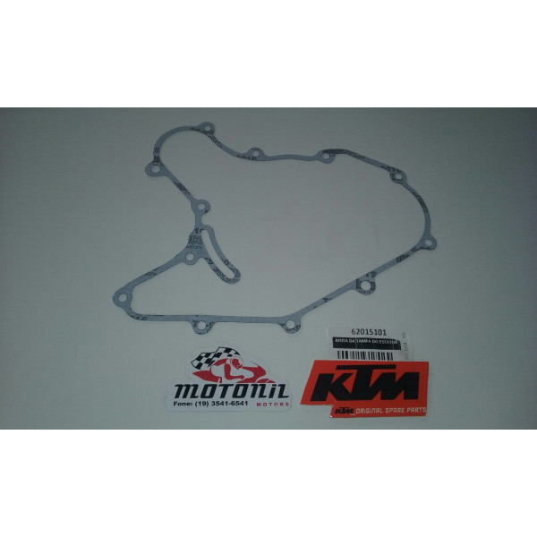 JUNTA DA TAMPA DO ESTATOR KTM DUKE 200 ORIGINAL  90130040000