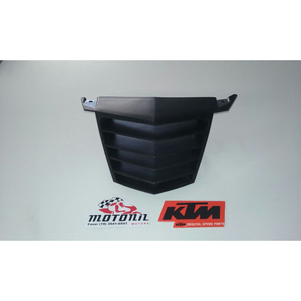 CARENAGEM CENTRAL INFERIOR DO MOTOR KTM DUKE 200 ORIGINAL 90108021000