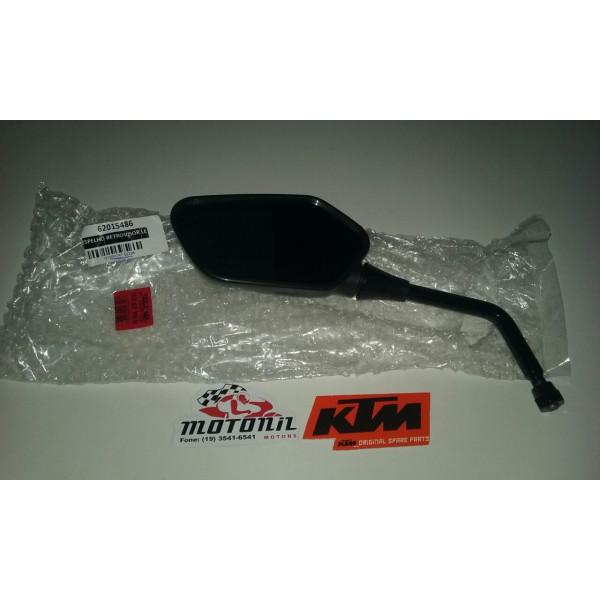 ESPELHO RETROVISOR LE KTM DUKE 200 E 390 ORIGINAL L90112040000