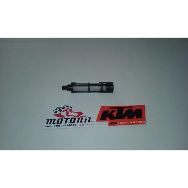 TELA DO FILTRO DE ÓLEO KTM DUKE 200 E 390 ORIGINAL 90238015033