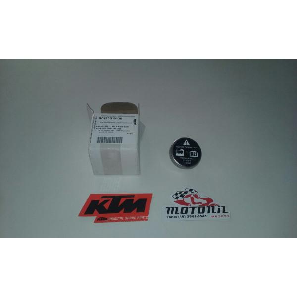 TAMPA DO RADIADOR KTM DUKE 200 E 390 ORIGINAL 90135016100