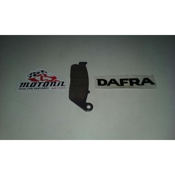 PASTILHA DE FREIO DIANTEIRA LD DAFRA HORIZON 250 E ROADWIN 250 ORIGINAL 60306-U40A-000