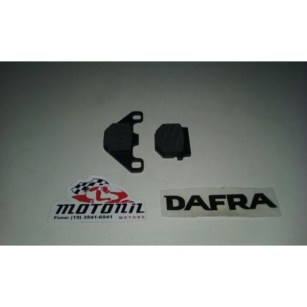 PASTILHA DE FREIO DIANTEIRO DAFRA SMART 125 ORIGINAL D071370009