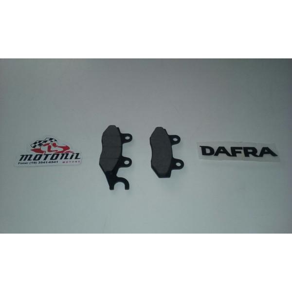 PASTILHA DE FREIO DIANTEIRA DAFRA RIVA 150 E APACHE 150 E HORIZON 250 E ROADWIN 250 ORIGINAL 60307-D15A-000