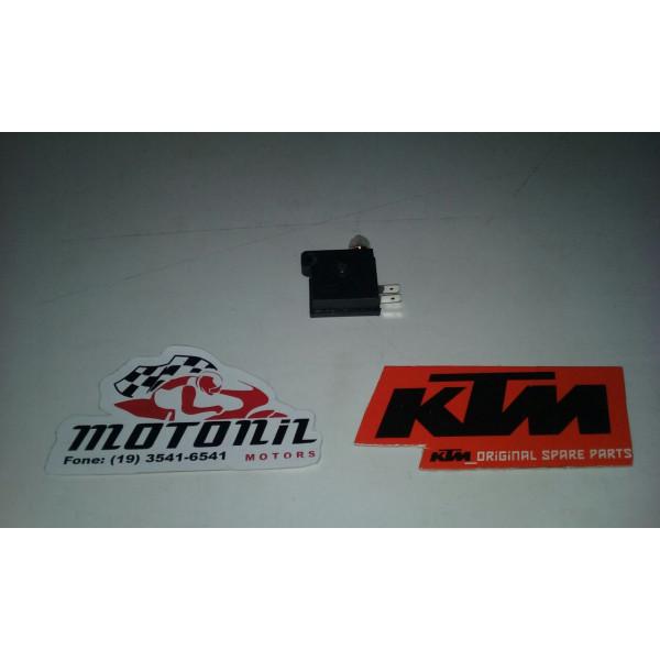 INTERRUPTOR DE LUZ DO FREIO DIANTEIRO KTM DUKE 200 E 390 ORIGINAL 90111050000