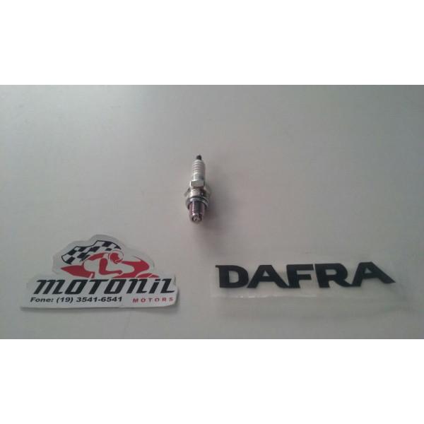 VELA DE IGNIÇÃO DAFRA SUPER 100 E SUPER EURO III E SMART 125 ORIGINAL  000456141051SI