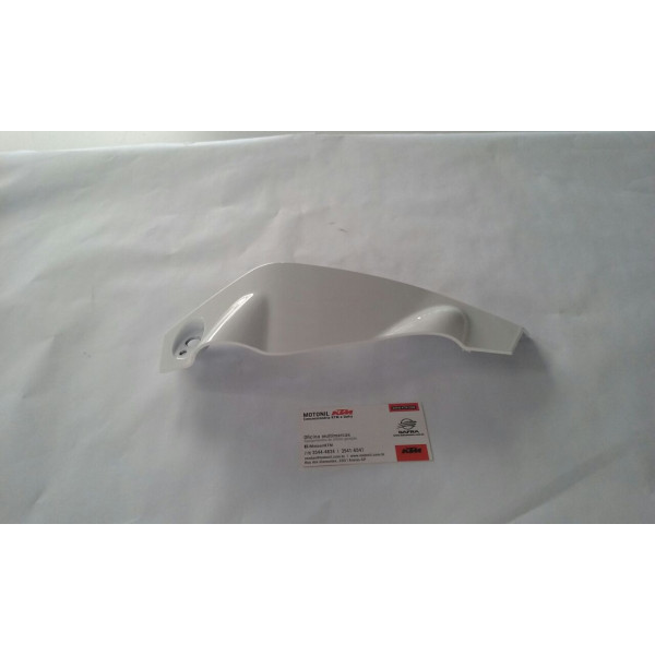 CARENAGEM DO FAROL LD BRANCA KTM DUKE 200 E 390 ORIGINAL 9010800300020