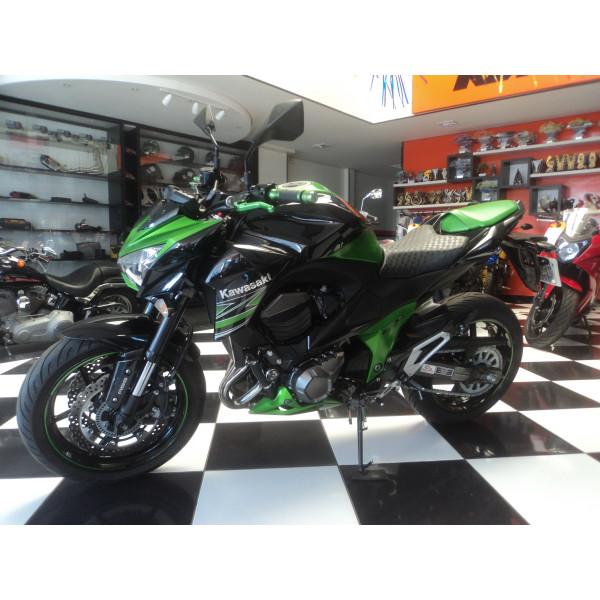 Kawasaki Z800 2013 Verde ABS