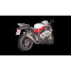 Akrapovic  BMW S1000RR 15\18  Full system racing inox\titanium
