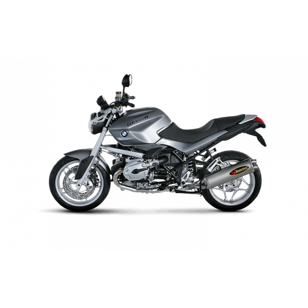 ESCAPAMENTO  AKRAPOVIC BMW R1200RT \ ST 2006 2013 BMW R1200 R 2006\2007