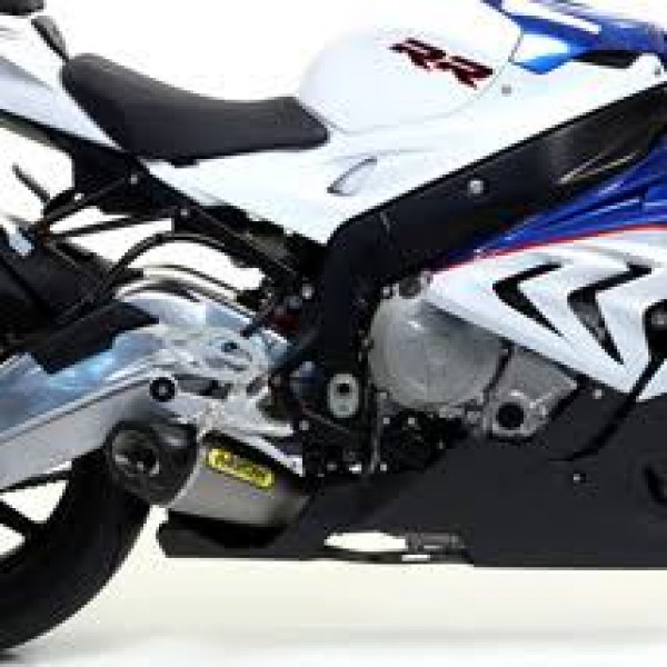 ESCAPAMENTO ARROW COMPETITION EVO FULL INOX/TITANIUM BMW S1000RR 2015 2016 2017
