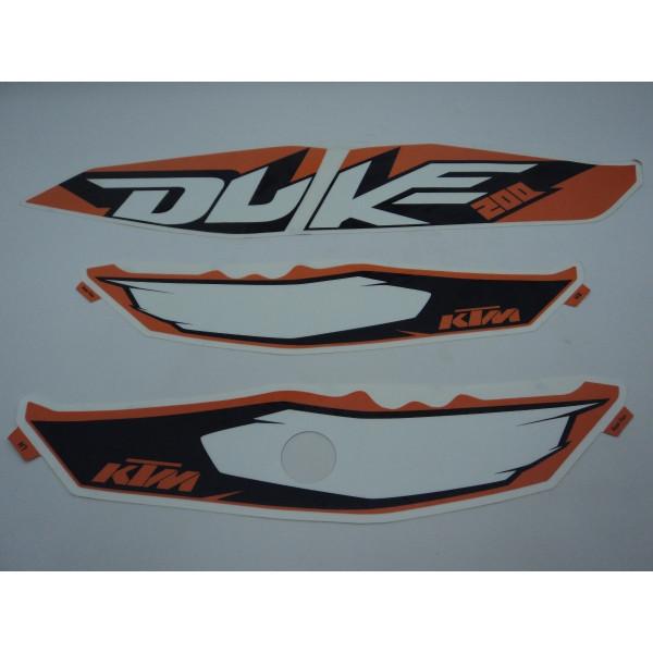 Kit adesivos Duke 200